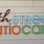 5th street patio cafe frisco logo