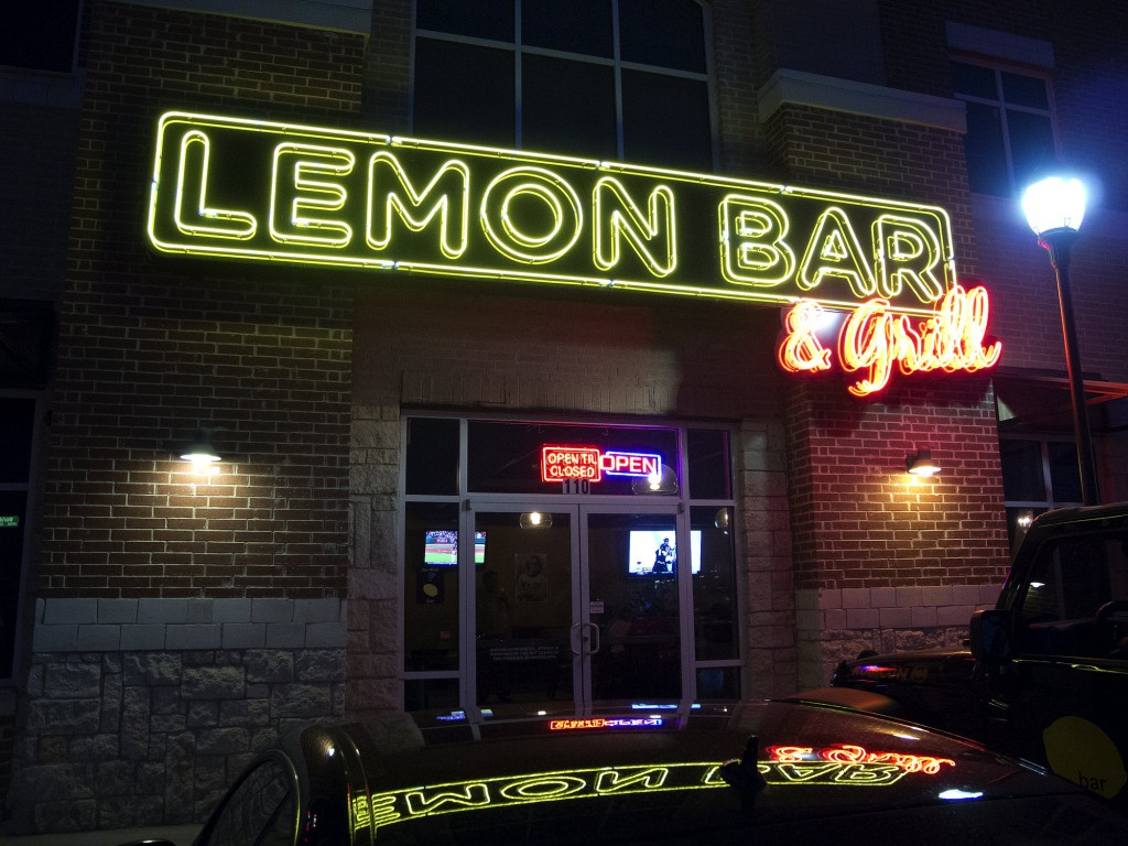 lemon bar frisco