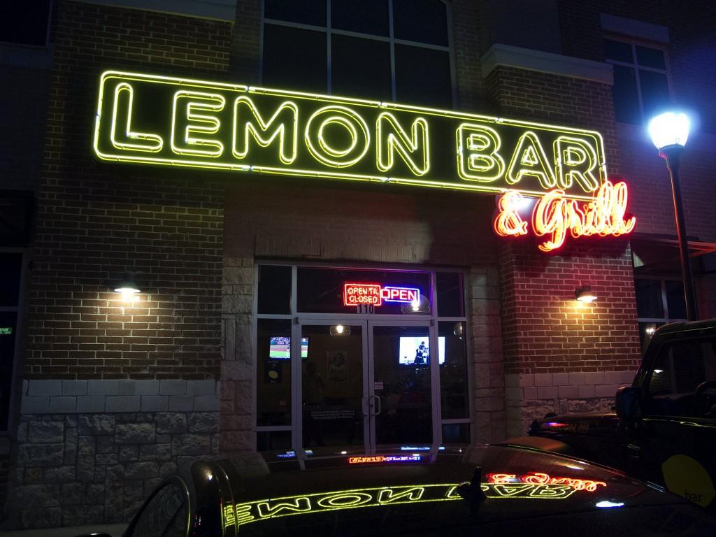 lemon bar frisco