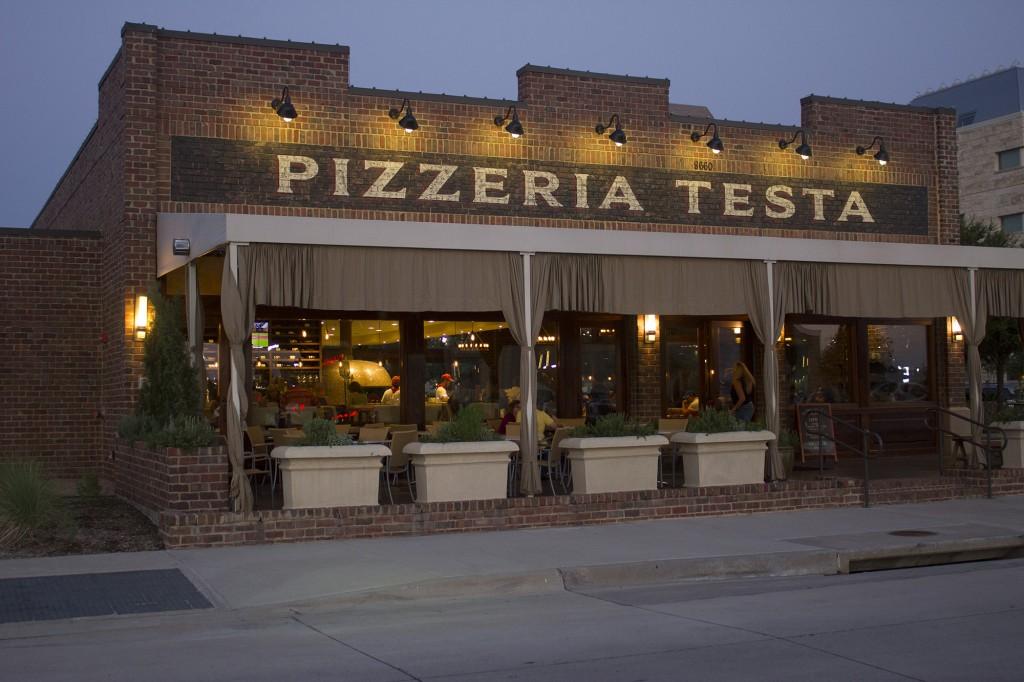 pizzeria testa - frisco