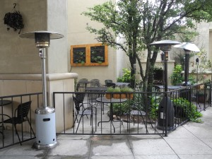 trufire kitchen and bar patio frisco