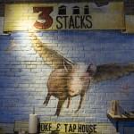 3 Stacks Wall art