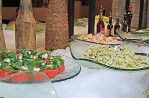estillo gaucho frisco salad bar