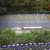 West Falls Village Entrance