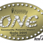 Frisco Family Services ONE Gala logo