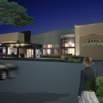 Perry's Steakhouse Frisco rendering