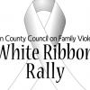 White Ribbon Rally