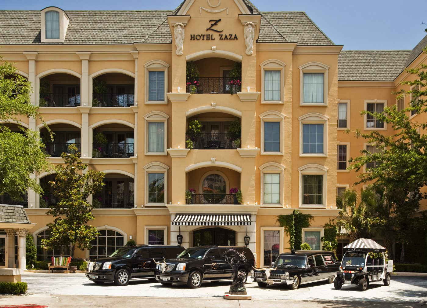 hotel zaza opening 2nd north texas location in frisco 39 s. Black Bedroom Furniture Sets. Home Design Ideas